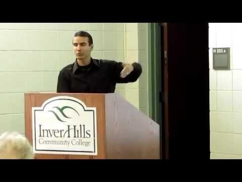 "Dr. Anton Treuer (03-22-2012) ""Historical Trauma"""