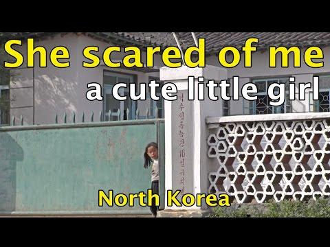A kindergarten in rural areas in North Korea