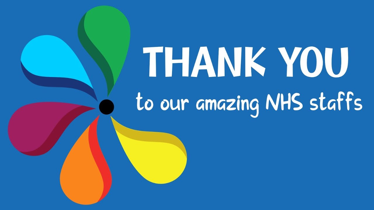 THANK YOU to our amazing NHS staffs