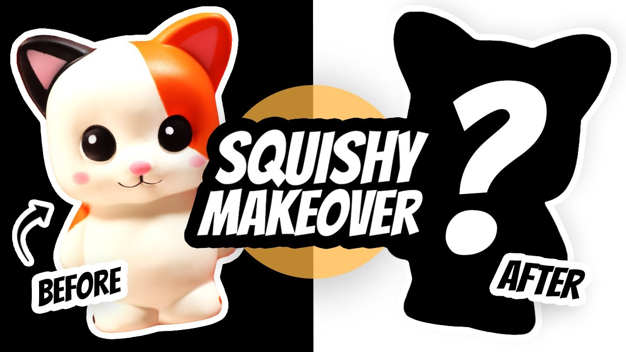 Download Squishy Makeover - Halloween Edition