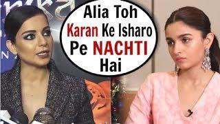 Kangana Ranaut's SHOCKING Comment On Alia Bhatt