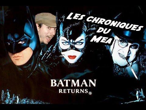 BATMAN LE DÉFI : Les Chroniques du Mea