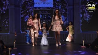 TV Celeb attend Kid Fashion Show | India Kids Fashion Week 2019