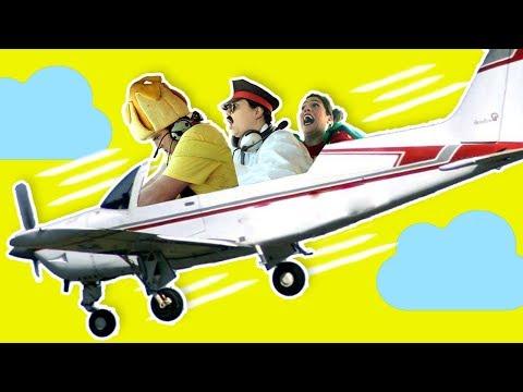 فوزي موزي وتوتي – فوزي الطيار  – Fozi The Pilot