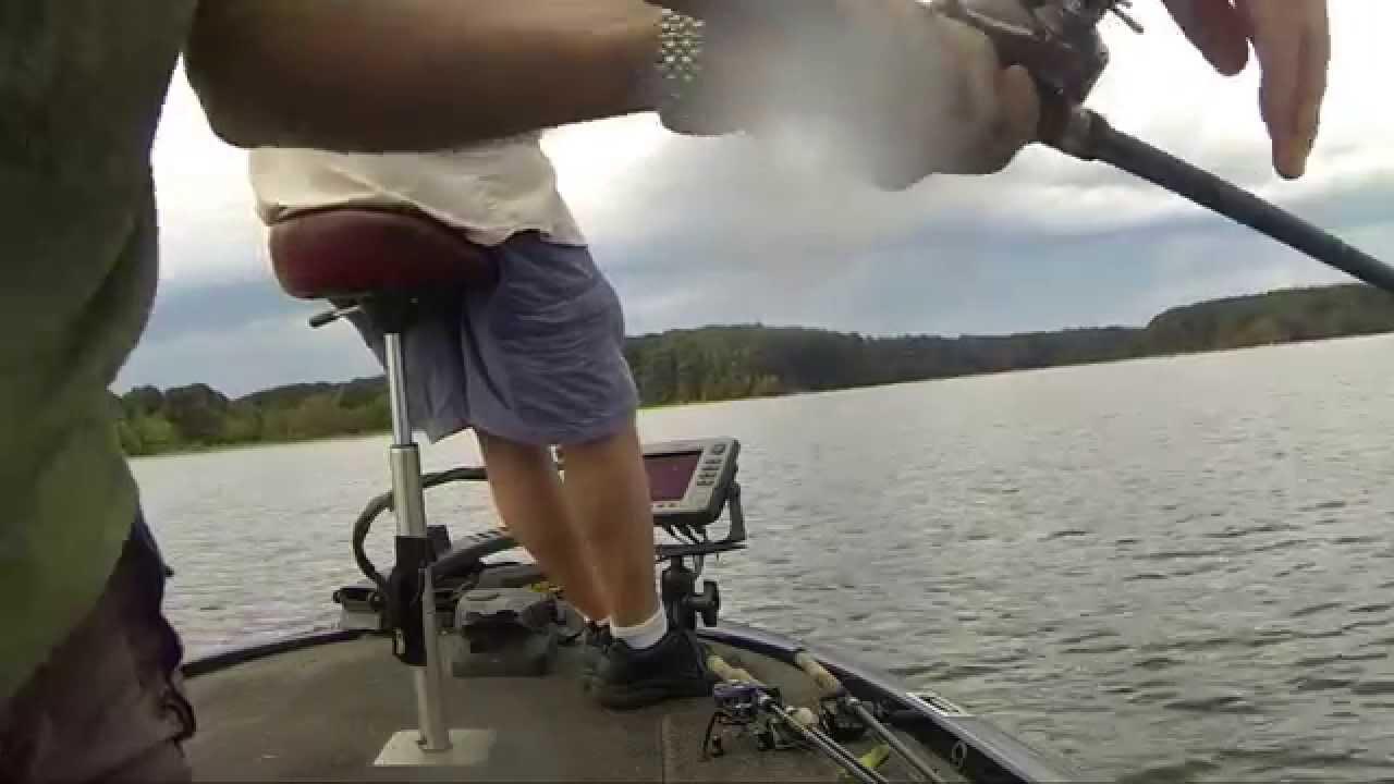 Toledo bend lake bass fishing youtube for Toledo bend fishing reports