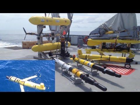 Robots plan underwater missions autonomously