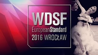 Darin Seredina MDA 2016 European Standard R3 SF DanceSport Total