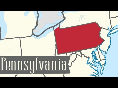 Two Minute Tour of Pennsylvania: 50 States for Kids - FreeSchool