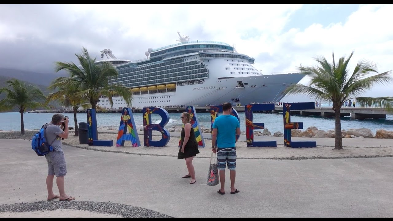 Royal Caribbean Labadee Cruise Port  A Private Destination In Haiti