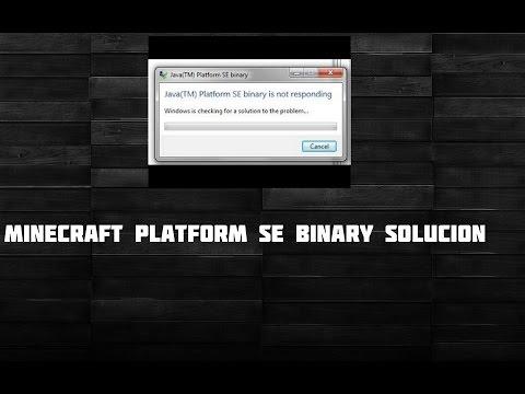 platform se binary dejo de funcionar