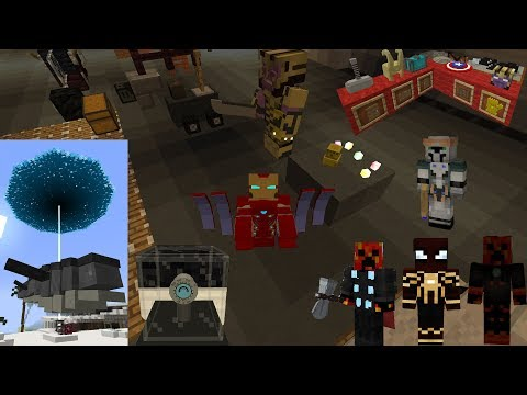 1 7 10] IronMan Mod Download | Minecraft Forum