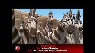 Cesur Zebra Türkçe Anlatımlı Fragman