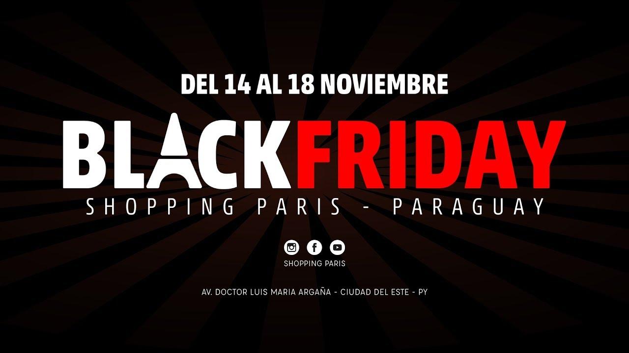 Black Friday Shopping Paris Youtube