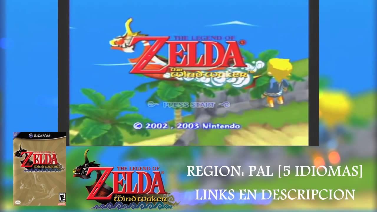 Zelda Wind Waker Rom Wii U