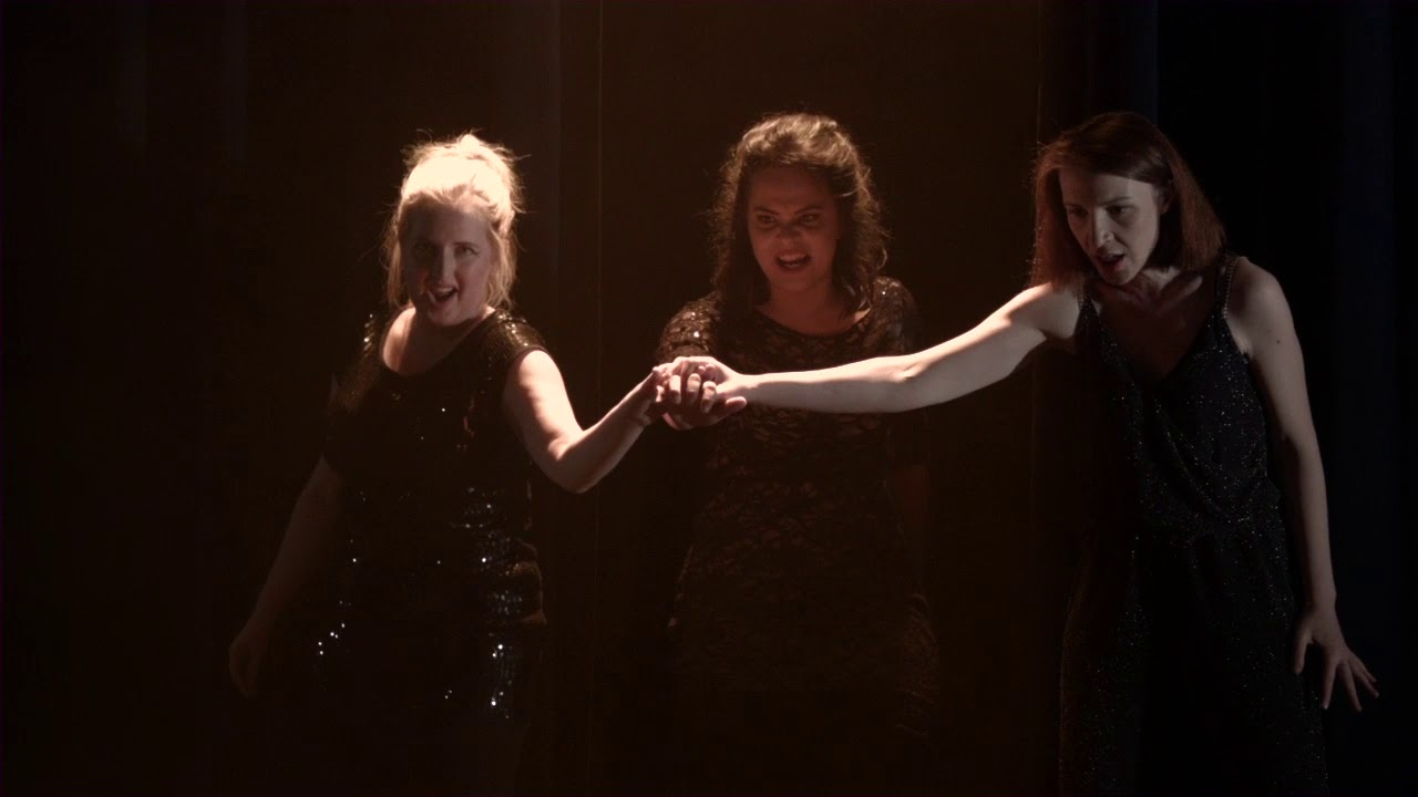 Das Rheingold: Act 1, Opening