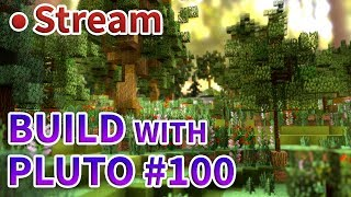 Let's Build: Making A Fall Forest W/ Pluto