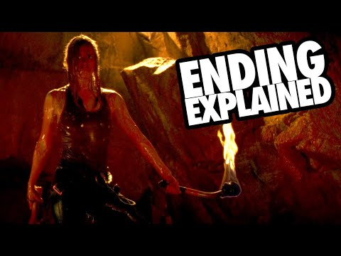 THE DESCENT (2005) Ending Explained