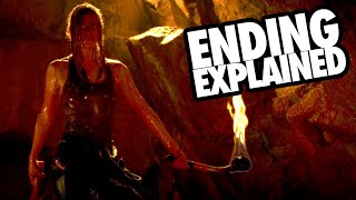 THE DESCENT 2005 Ending Explained