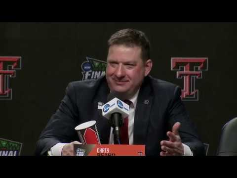 Tech's Chris Beard: If you can compete in Big 12, 'you can beat anybody' in Tournament