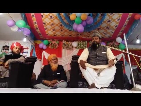 Manazir Hussain Badauni New Naat 2016 HD India
