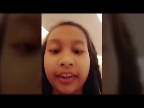 Audrey's first visit to Dubai Opera Lea Salonga's Concert