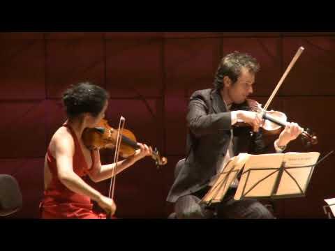 Schubert - Death and the Maiden - Hamer Quartet - 2nd Movement (part 2/2)