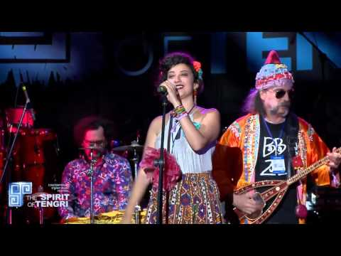 The Spirit of Tengri 2015 - Baba Zula (LIVE)