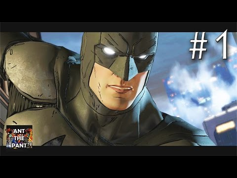 Catwoman - Batman: The Telltale Series - Ep. 1: Realm of Shadows Part 1 (PS4)