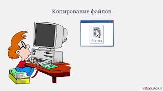 18  Файловая структура диска  Полное имя файла  Работа с файлами