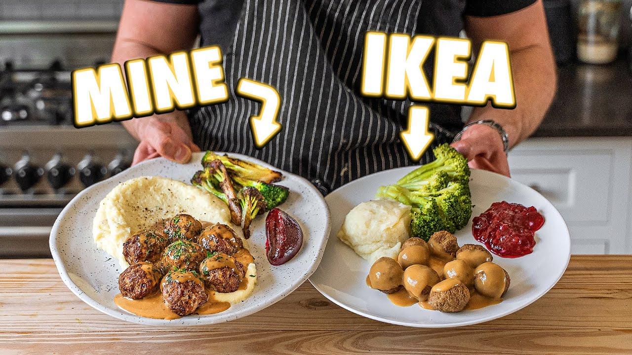 IKEA Swedish Meatballs But Better