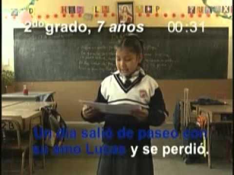Niños que leen bien, país que educa bien