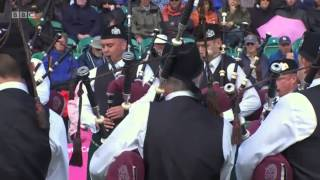 World Pipe Band Championsips 2013 Medley - St Laurence O'Toole Pipe Band
