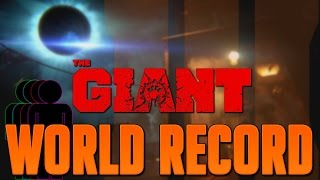 WORLD RECORD CHALLENGE (We Took 3rd!) | BO3 'The Giant