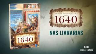 1640 - Novo  romance de Deana Barroqueiro