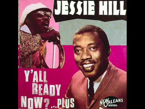 Jessie Hill   high head blues