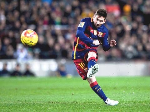 Lionel Messi Top  Free Kicks Of All Time Hd