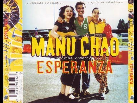 Manu Chao – Próxima Estación... Esperanza- FULL ALBUM ALBUM COMPLETO!!!!