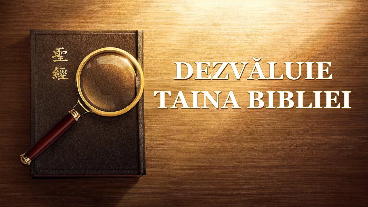 "Film creștin online subtitrat ""Dezvăluie Taina Bibliei"""