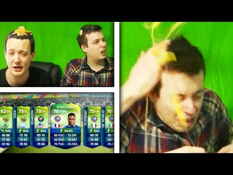 WORST PACK GETS EGGED!!!! FIFA 14 WORLD CUP ULTIMATE TEAM