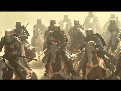 Templar Battle Scene - Knightfall Opening