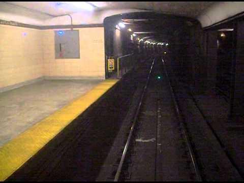 Subway in Toronto