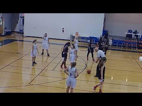 NCA vs. Burlington Christian Academy - 2nd Quarter Part A