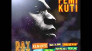 You better ask your self Bost and Bim remix - Femi Kuti