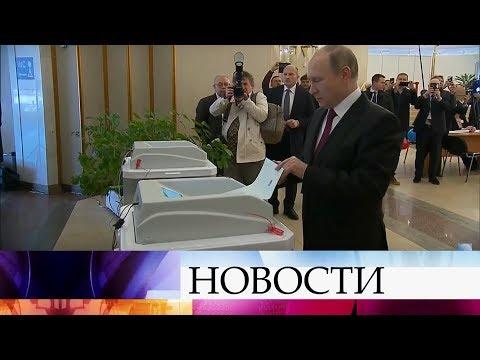 В выборах президента