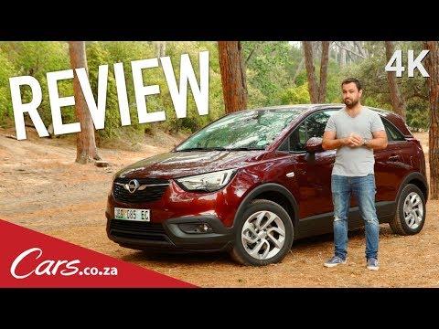 2018 Opel Crossland X 1.2T Enjoy Review