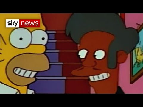 Is the Simpsons character Apu racist?