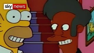 Is Apu racist?