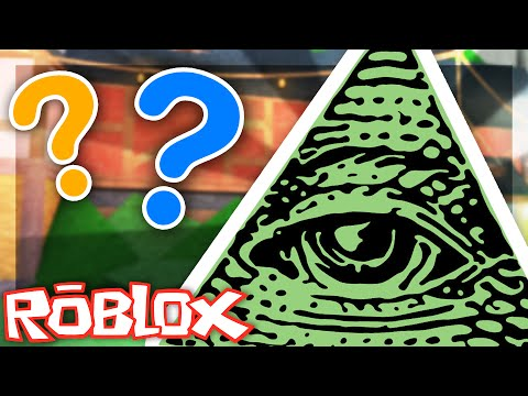 How To Get The Illuminati Confirmed Badge | Azure Mines | ROBLOX