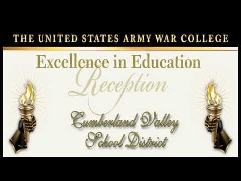 Army War College leaders salute top educators