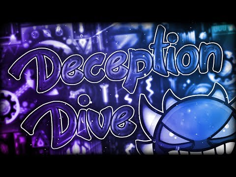 (Extreme Demon) ''Deception Dive'' 100% By Rustam & More [Live] | Geometry Dash [2.11]